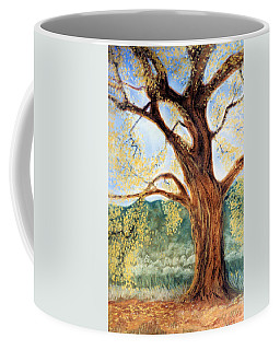 Jemez Cottonwood Coffee Mug