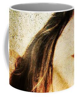 Coffee Mug featuring the digital art Jenn 2 by Mark Baranowski