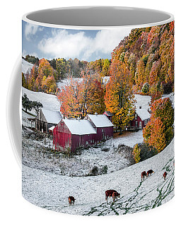 Jenne Farm, Reading, Vt Coffee Mug