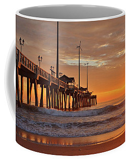 Jennettes  Pier Coffee Mug