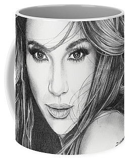 Jennifer Lopez Coffee Mug