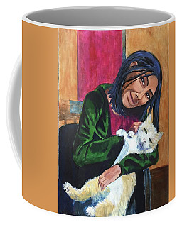 Jenny And Rogan Coffee Mug