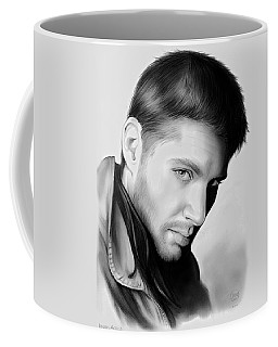 Jensen Ackles Coffee Mug