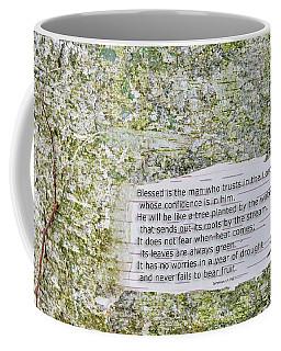 Jeremiah 17 Coffee Mug