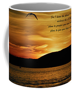Jeremiah 29-11 Coffee Mug