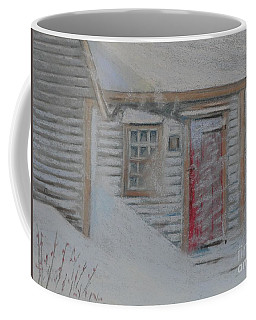 Jeremiah Calkin House  Coffee Mug by Rae  Smith PAC