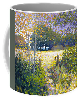 Jeremiahs Field Coffee Mug