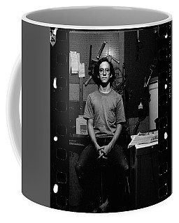 Self Portrait, In Darkroom, 1972 Coffee Mug