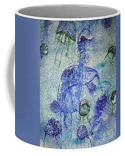 Jellyfish II Coffee Mug
