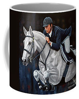 Jeroen Dubbeldam On The Sjiem Coffee Mug