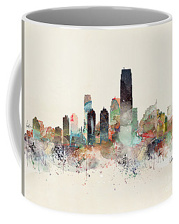 Jersey City New Jersey Coffee Mug