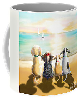 Jersey Shore Sunrise  Coffee Mug