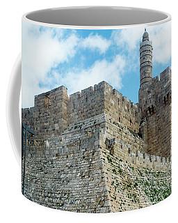 Jerusalem Old City 2 Coffee Mug