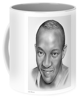 Jesse Owens Coffee Mug