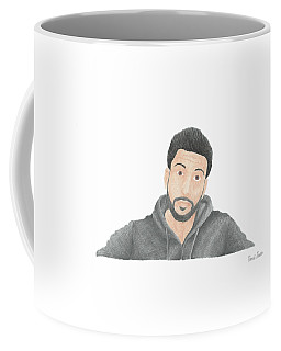 Jesse Wellens Coffee Mug