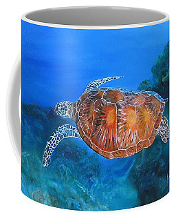 Jessie's Sea Turtle Coffee Mug