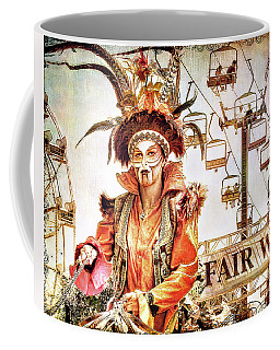 Jester Of The Fair Coffee Mug