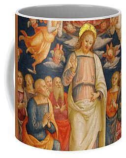 Jesus And The Apostles Coffee Mug