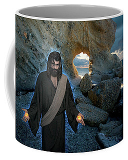 Jesus Christ- And Surely I Am With You Always Coffee Mug