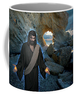 Jesus Christ- And Surely I Am With You Always Coffee Mug