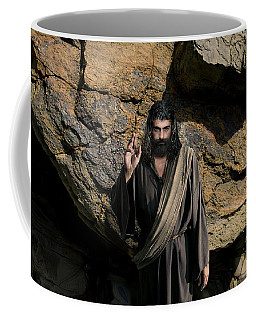 Jesus Christ- Be Blessed And Prosper Coffee Mug