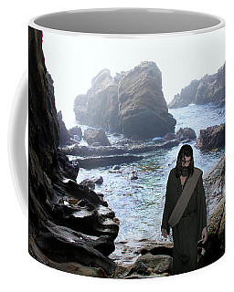 Jesus Christ- Be Not Dismayed For I Am Your God Coffee Mug