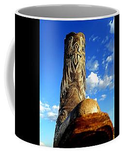 Jesus Christ Gives You Wings Coffee Mug