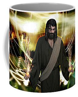 Jesus Christ- God Shines In Glorious Radiance Coffee Mug
