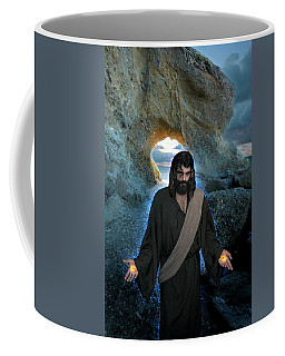 Jesus Christ- I Am With You Always Coffee Mug