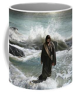 Jesus Christ- I Have Come As A Light Into The World Coffee Mug
