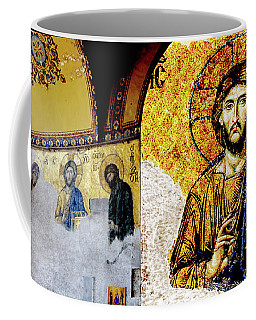 Jesus Christ, Pantocreator Coffee Mug
