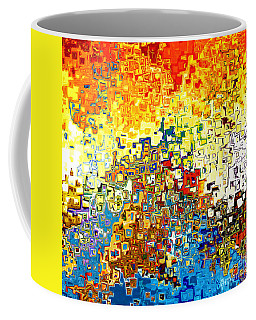Jesus Christ The Elect Of God Coffee Mug by Mark Lawrence