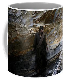 Jesus Christ- The Lord Is My Light And My Salvation Coffee Mug