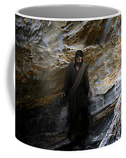 Jesus Christ- The Lord Is My Light And My Salvation Coffee Mug