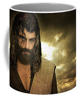 Jesus Christ- Will You Hear Me Shout Come Up Coffee Mug