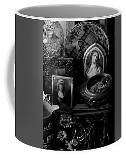 Jesus In The Market Coffee Mug by David Pantuso