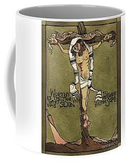 Jesus, King Of The Jews - Mmjkj Coffee Mug