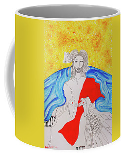 Jesus Messiah Second Coming Coffee Mug