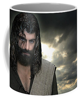 Jesus- Will You Hear Me Shout Come Up Coffee Mug