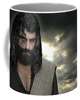 Jesus- Will You Hear Me Shout Come Up Coffee Mug
