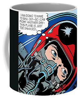 Jet Pilot Coffee Mug
