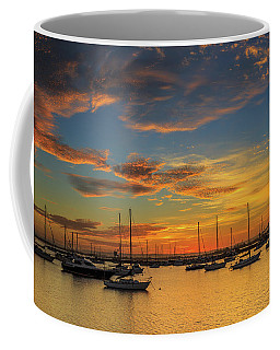 Jetty Baths Sunrise Coffee Mug