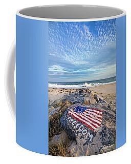 Jetty Four Beach Coffee Mug