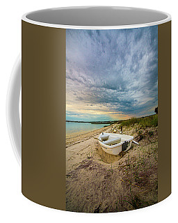 Jetty Four Dinghy Coffee Mug