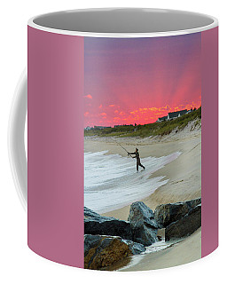 Jetty Four Fisherman Coffee Mug