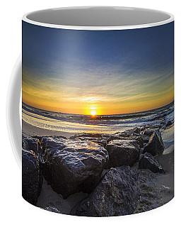 Jetty Four Sunrise Coffee Mug