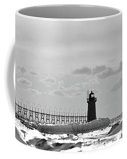 The Frozen Lighhouse Coffee Mug