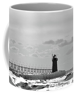 The Frozen Lighhouse Coffee Mug