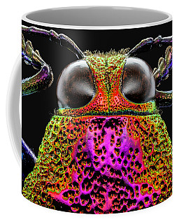 Jewel Beetle 3x Coffee Mug