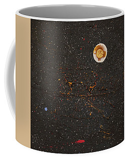 Coffee Mug featuring the painting Jewel Of The Night by Michael Lucarelli